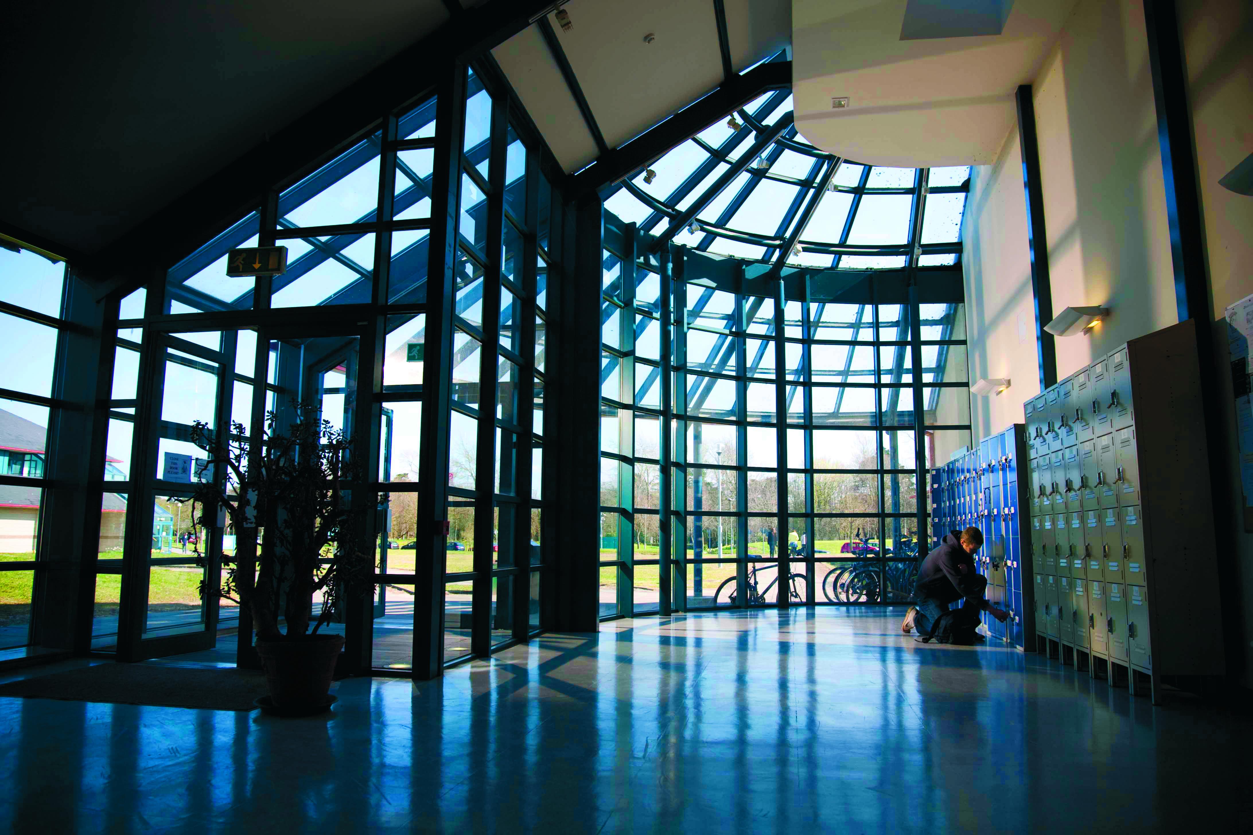 Callan Foyer - Forhalla Callan