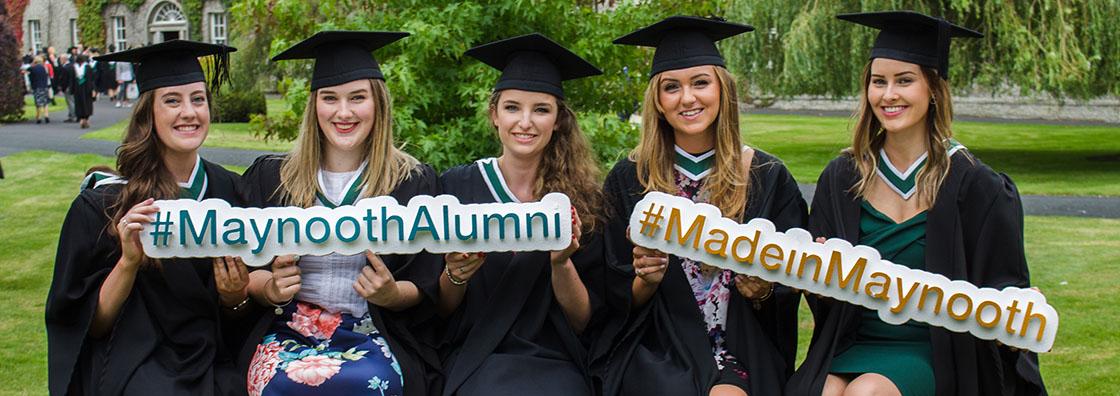 Alumni-2016 Graduation-MaynoothUniversity