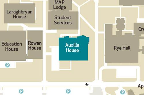 Auxilia House - Maynooth University