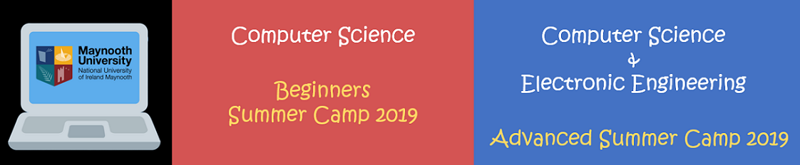 Computer Science Summer Camp 2019