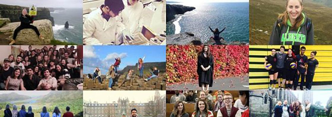 International Students -Collage -  Maynooth University