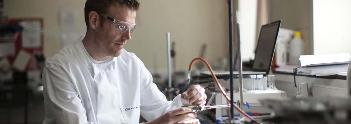 Chemistry - Fiachra Bolger - Maynooth University