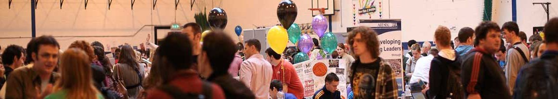 Clubs and Societies - Registration Day - Maynooth University
