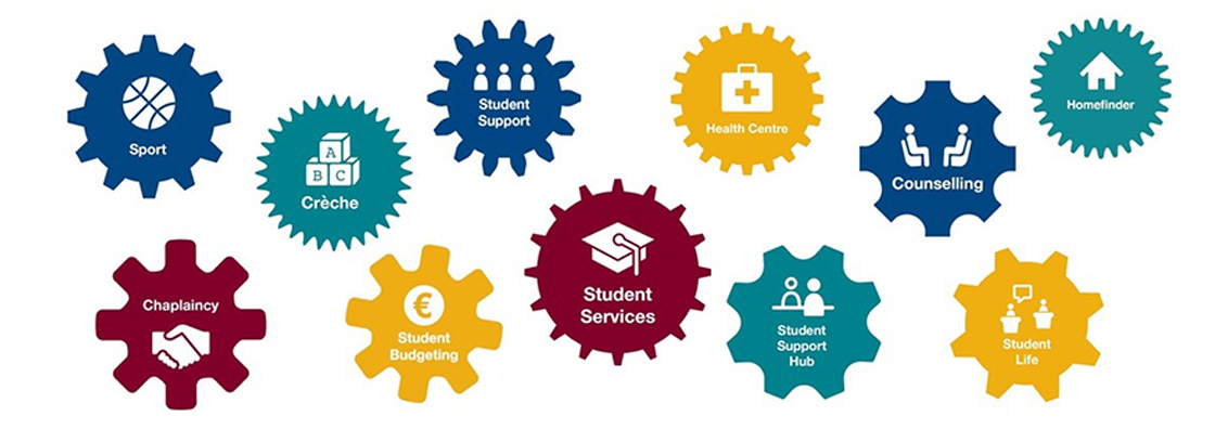 Cogs of student services