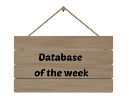 Image for database of the week