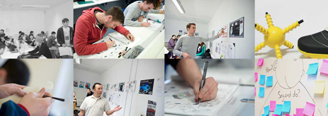 Design Innovation - Collage - Maynooth University