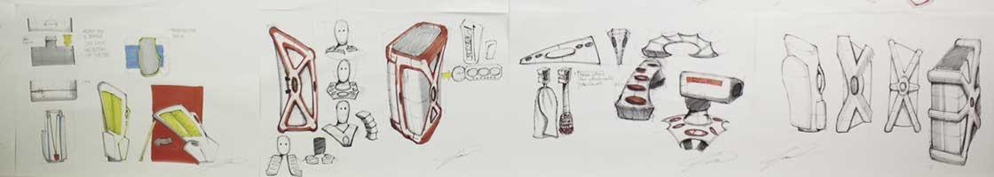 Design Innovation - Sketches - Maynooth University