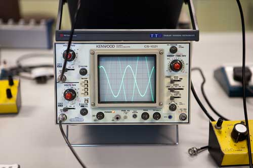 Experimental Physics - Monitoring equipment 500 x 333 - Maynooth University