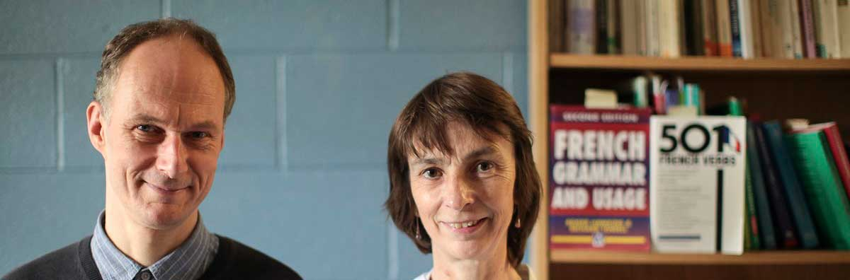 French - Eamon O Ciosain and Kathleen Shields - Maynooth University