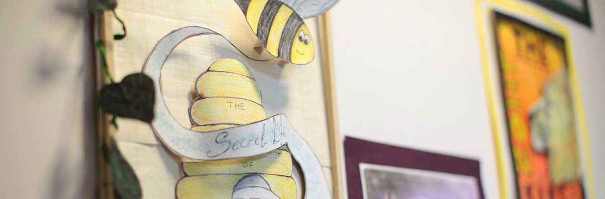 Froebel Arts and Crafts - Bee Poster - Maynooth University