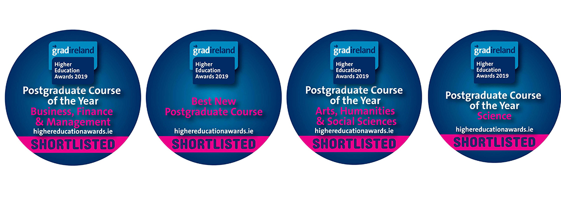 Graduate Ireland Shortlist 2019