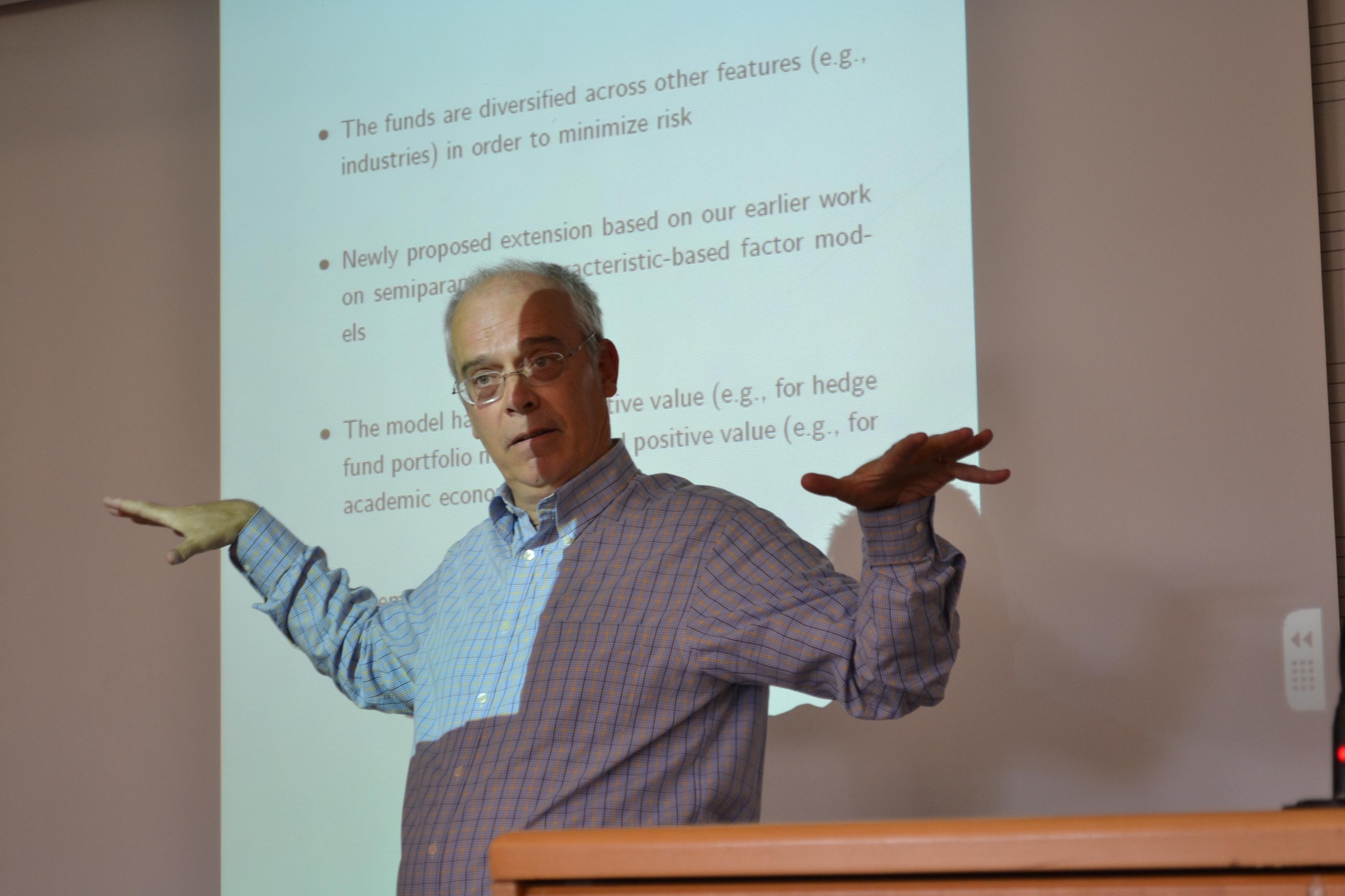 Professor Gregroy Conor 2 - Maynooth University