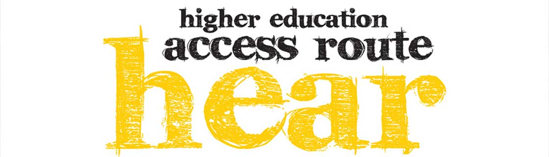Higher Education Access Route logo