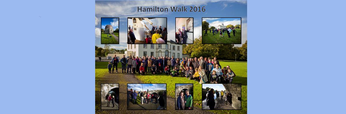 Hamilton Walk 2016
