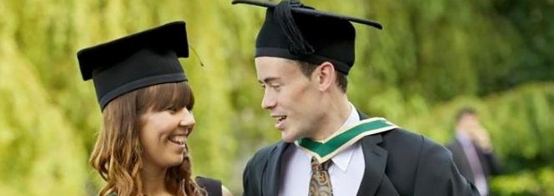 International Students - Graduation - Maynooth University