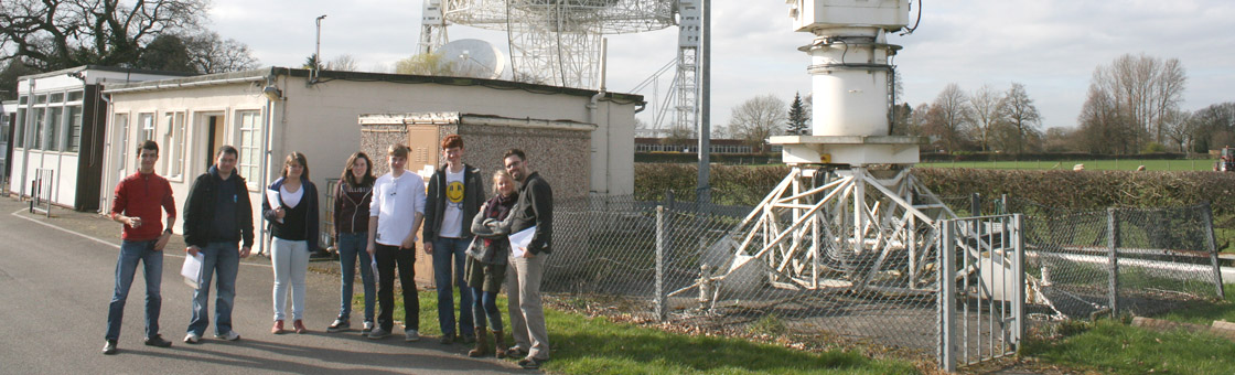 Experimental Physics - Jodrell Bank 1 - Maynooth University