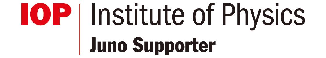 Institute of Physics Juno Supporter Logo