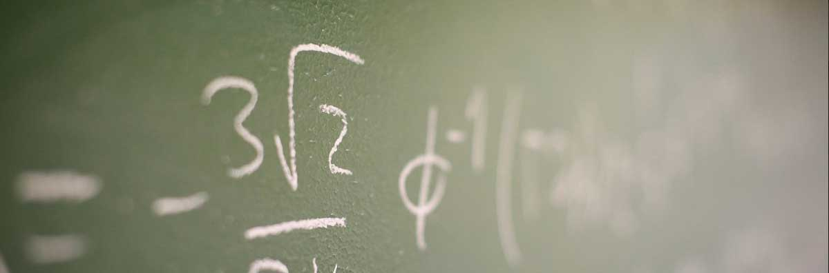 Maths Physics - ChalkBoard - Maynooth University
