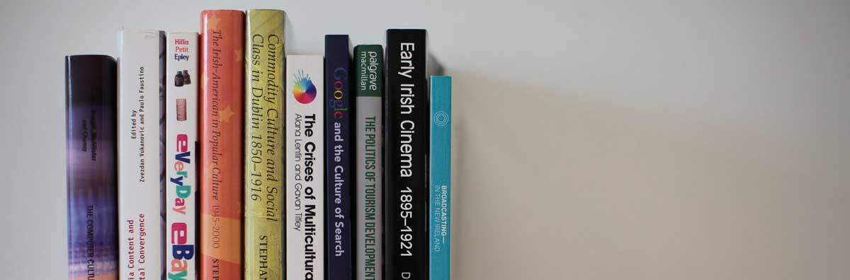 Media Studies - Line of Books - Maynooth University