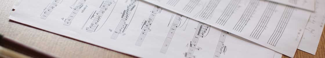 Music - Music Sheets - Maynooth University