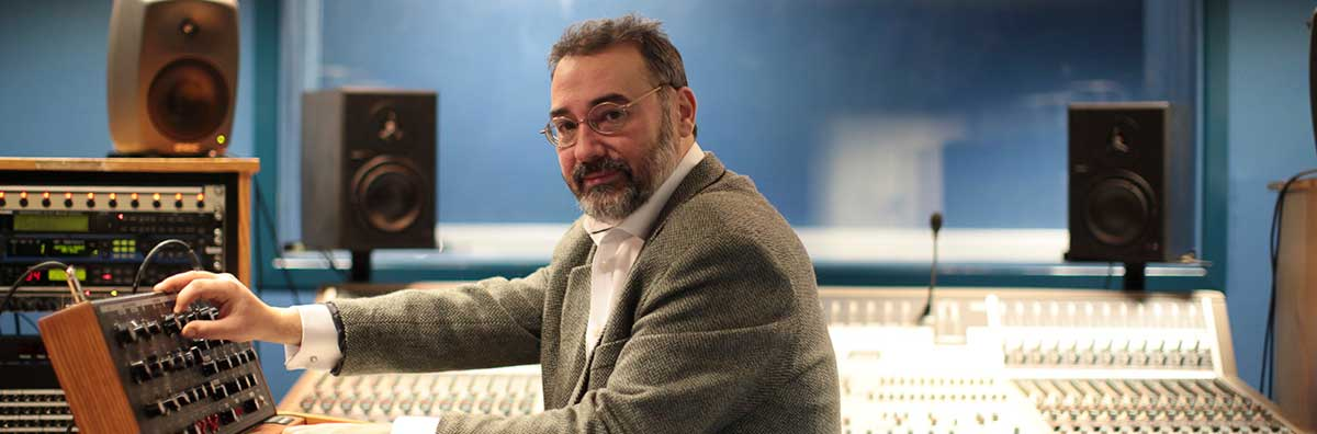 Music - Victor in the Studio - Maynooth University