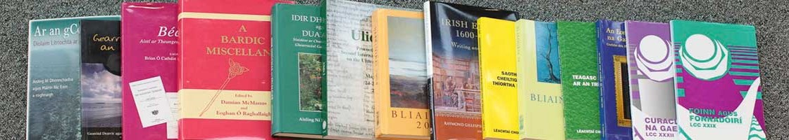 Nua Ghaeilge - Line of Books - Maynooth University