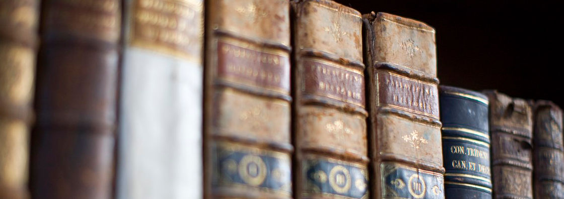Old Books in Library - Maynooth University