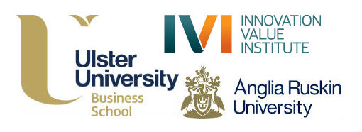 SME digitization in Ireland and UK - collaboration with IVI, Ulster University, and Anglia Ruskin University