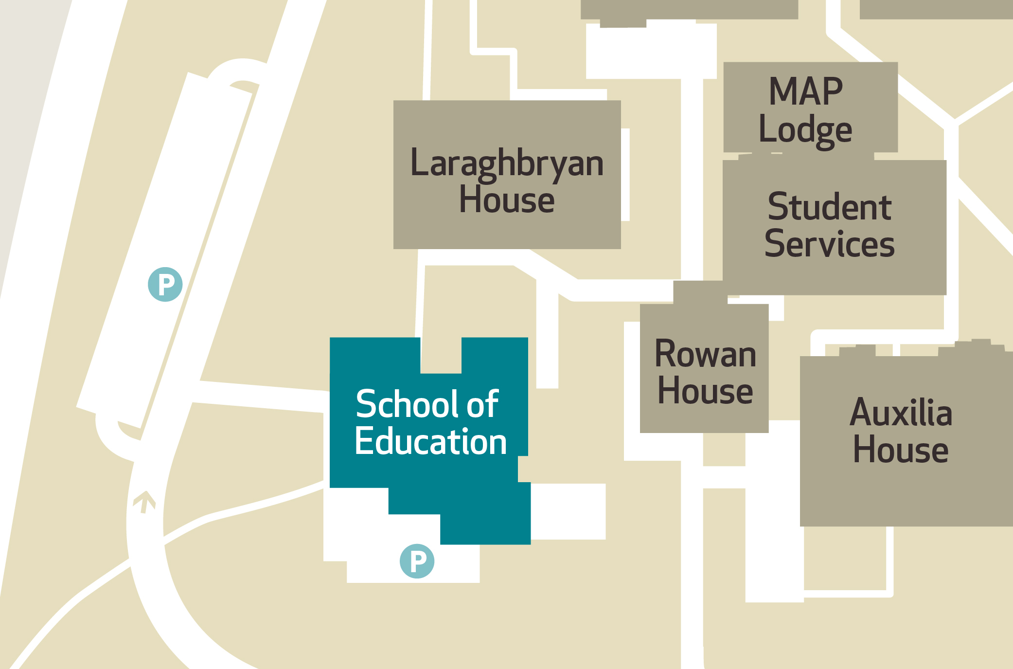 School of Education - Maps