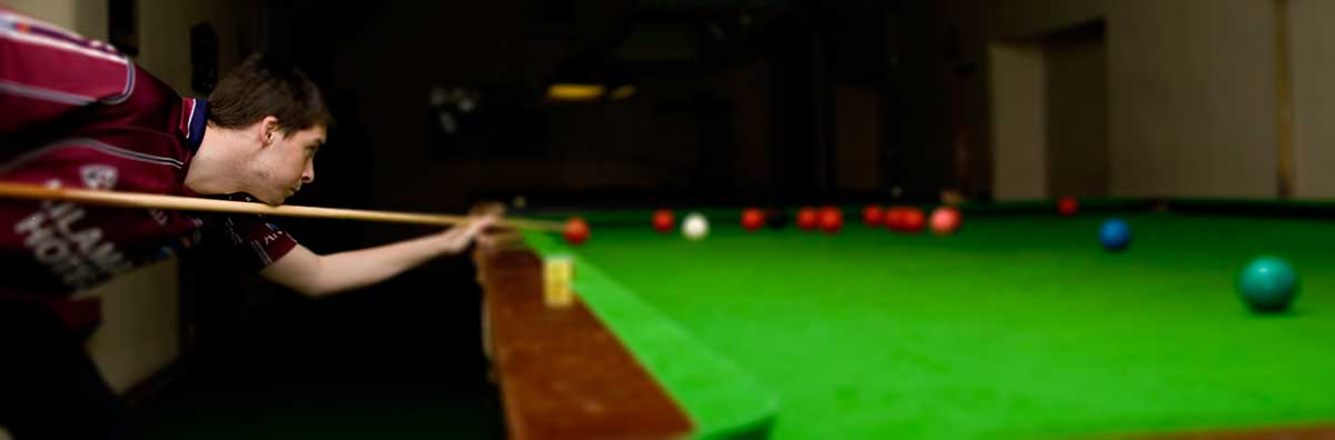 Communications & Marketing - Snooker clubs and societies - Maynooth University