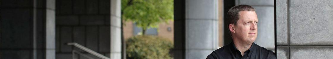 Sociology Sean O'Riain in IFSC - Maynooth University