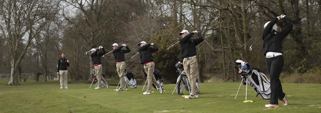 Sports - Golf4 - Maynooth University