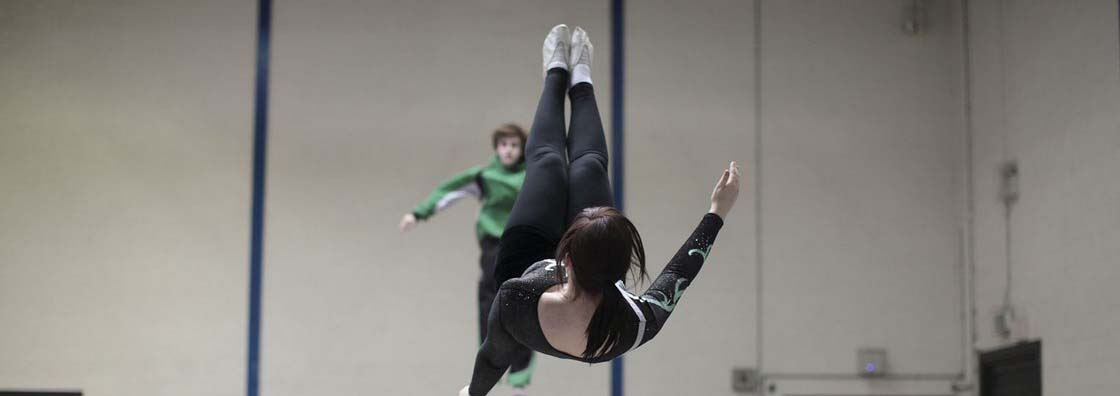 Sports - Gymnastics - Maynooth University