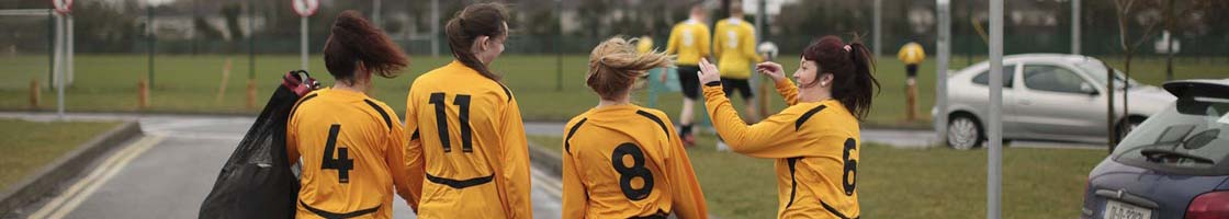 Sports - Soccer Female 2 - Maynooth University