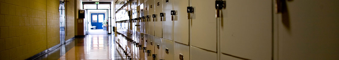 Student Services - Lockers 1120 x 200 - Maynooth University