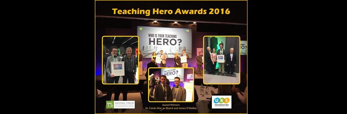 Teaching Heroes 2016