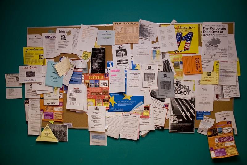 Noticeboard - Maynooth University