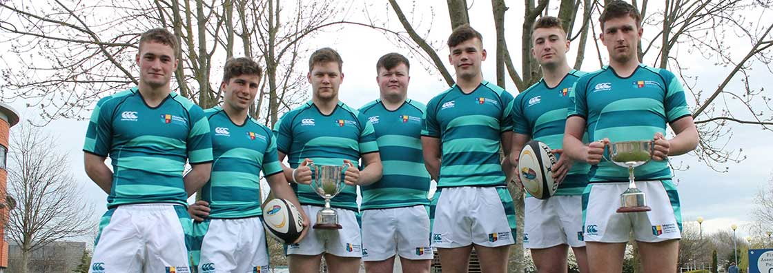 Student Services - Freshers Rugby Team - Maynooth University