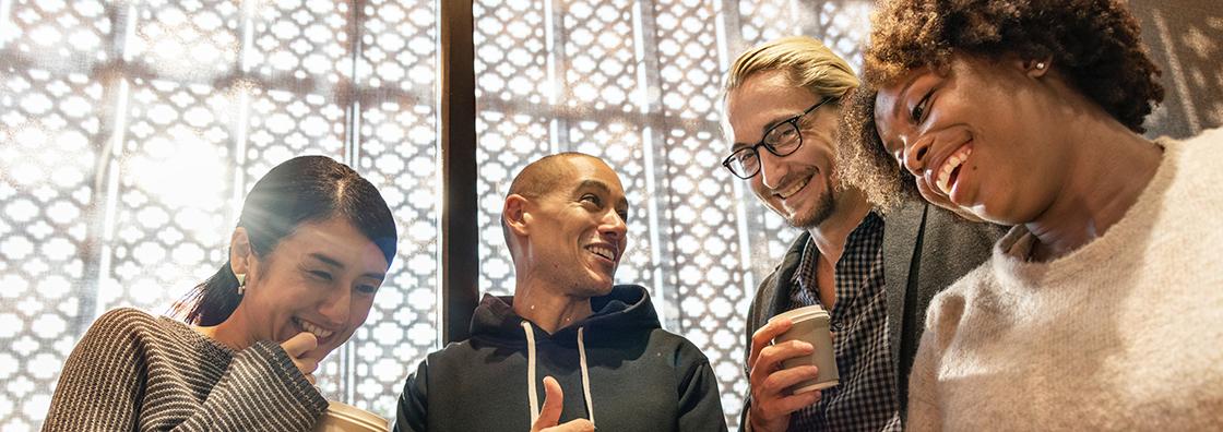 Photo by rawpixel on Unsplash - people meeting