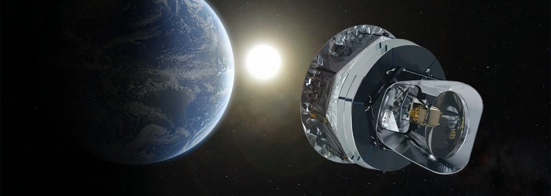 Experimental physics - Planck satellite - Maynooth University