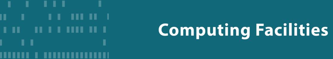 Computing Facilities Header