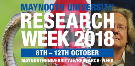 Table of Events - Research Week 2018