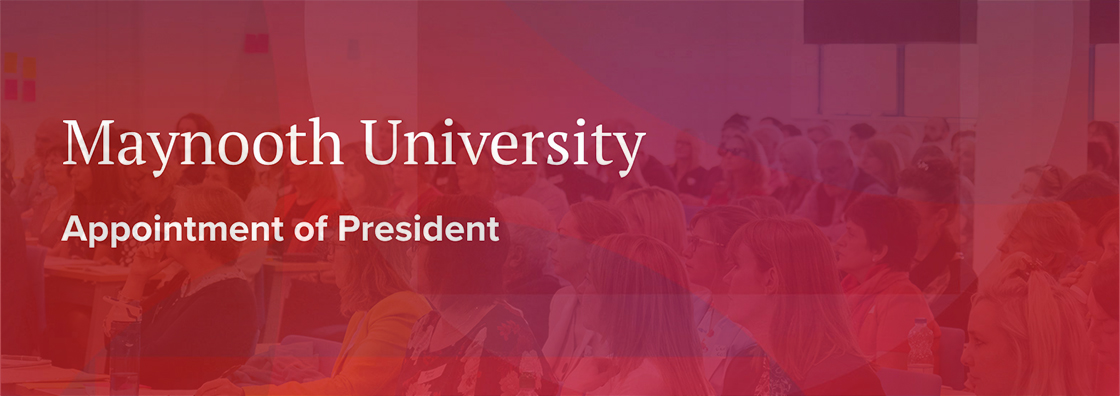 Maynooth University commences search for new President