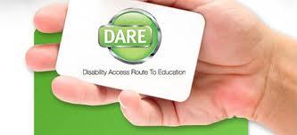 DARE logo - Maynooth University