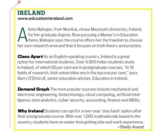 IO_Education Ireland International Student MU testimonial