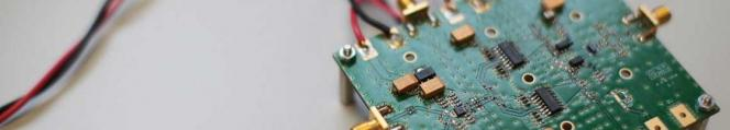 Electronic Engineering - Chip on Desk - Maynooth University