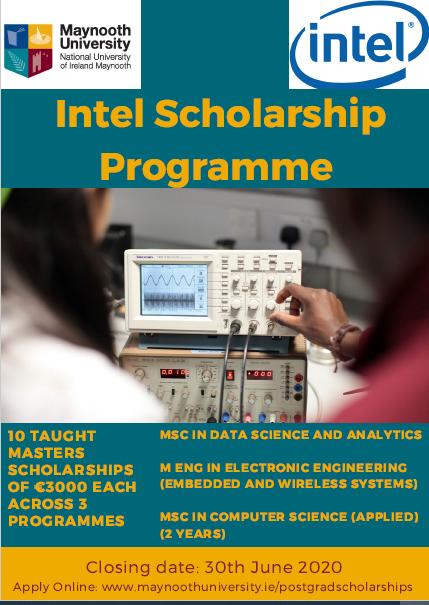 Intel Scholarship 2020