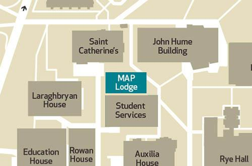 MAP Lodge - Maynooth University