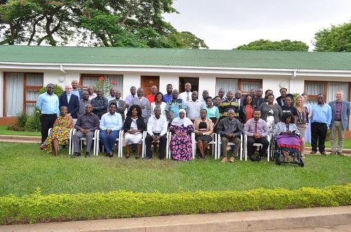 Group Photo of Attendees at APPLICABLE Project Launch