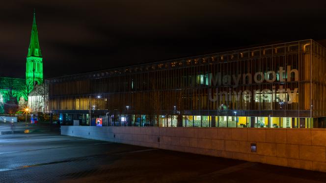 IO_GlobalGreen Maynooth campus 2021 - Library
